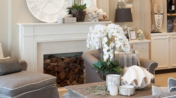 Some examples of Hamptons Style decorating elements - Domain.com.au