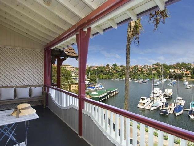 Monterey Federations Apartments - View from verandah