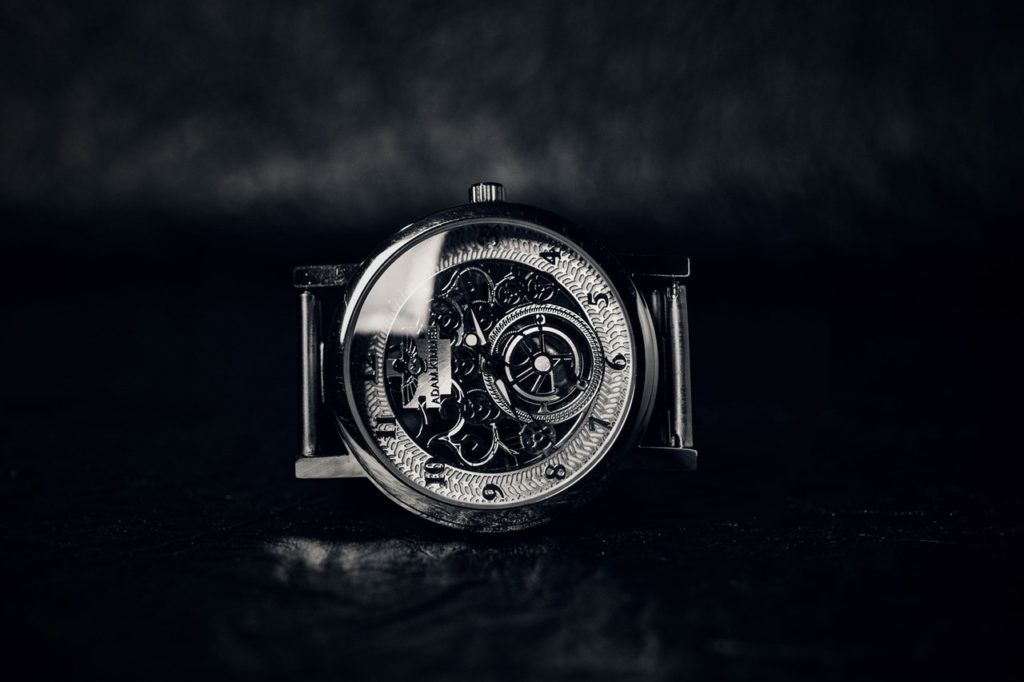 A beautifully crafted watch makes a wonderful gift
