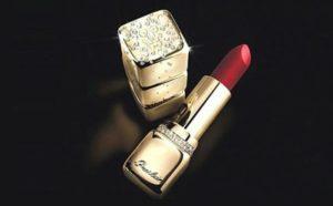 Guerlain Lipstick Kiss Kiss $62,000