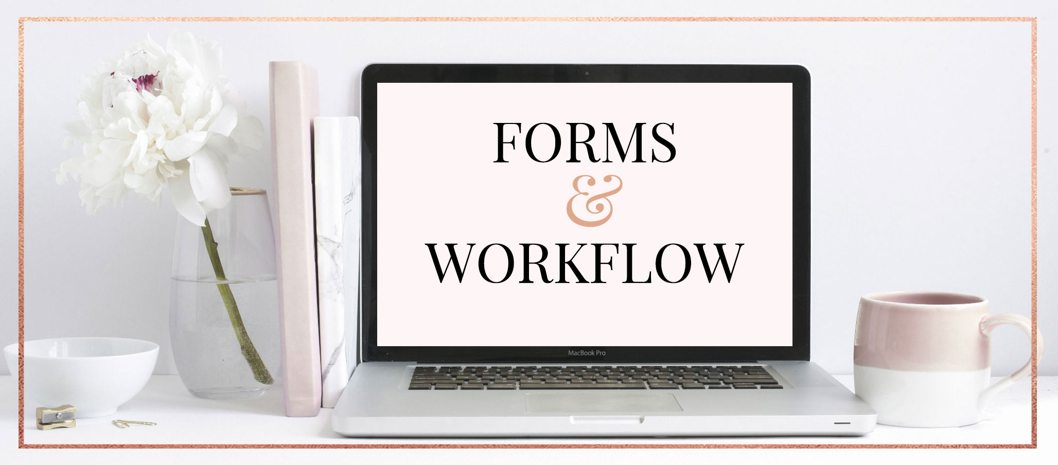 Graphic design and social media forms