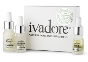 ivadore 7 day program for For Mature/Dry/Dull or Tired Skin Types