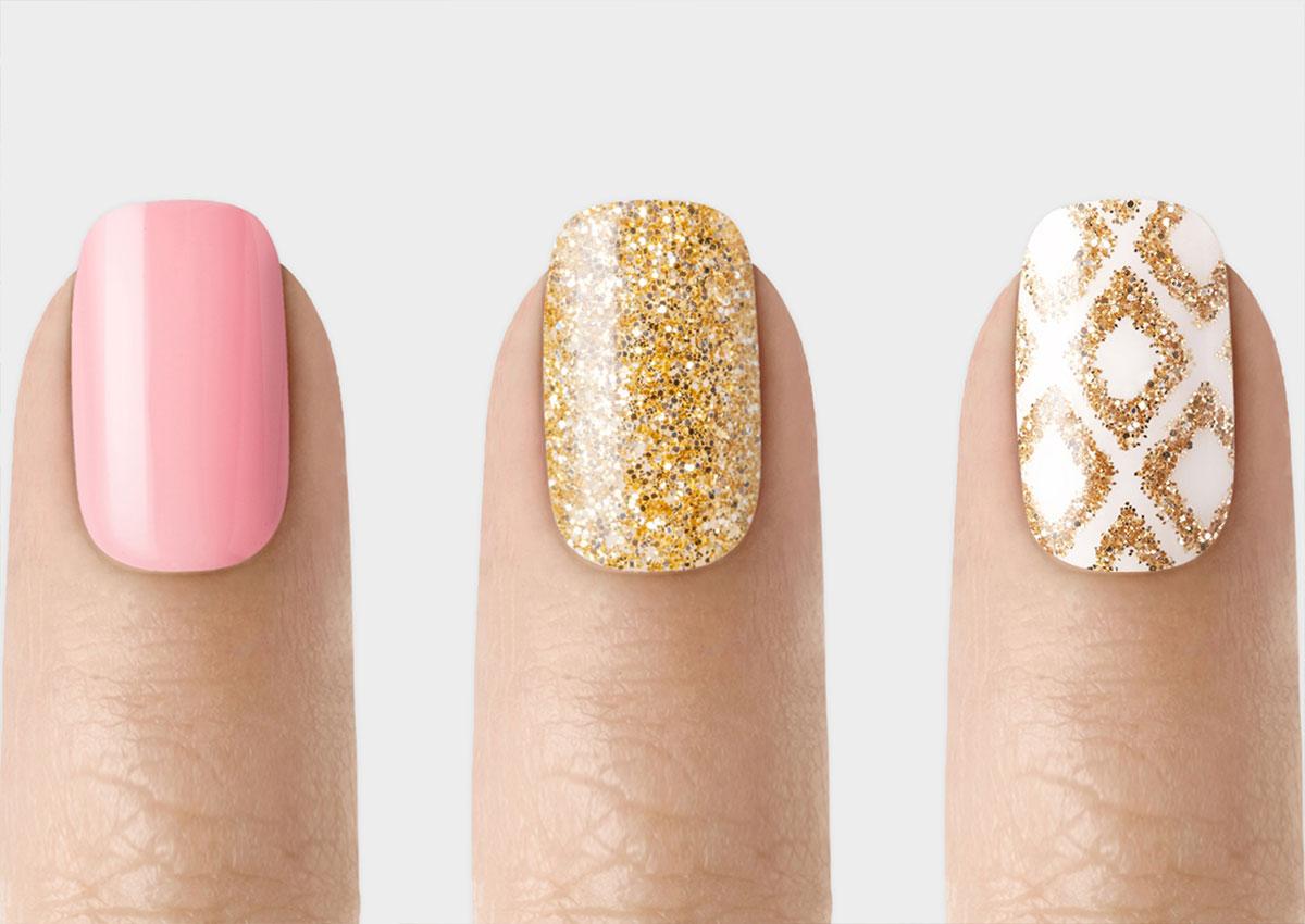 nail rehab using press on nails