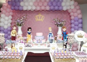 Planning The Perfect Princess Themed Birthday Party