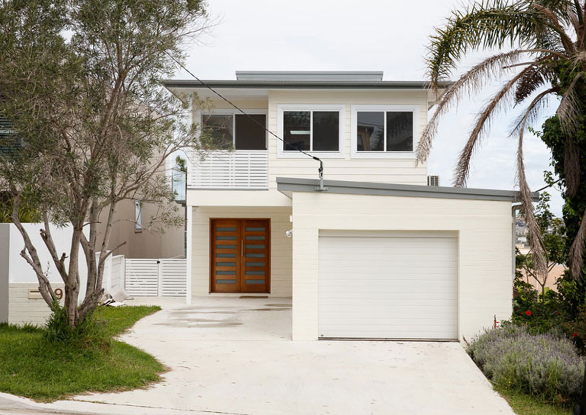 Modern Floor Addition with Views in Curl Curl