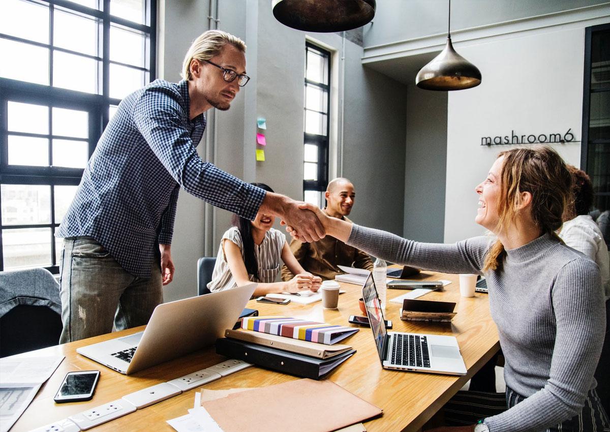 speeding up business processes