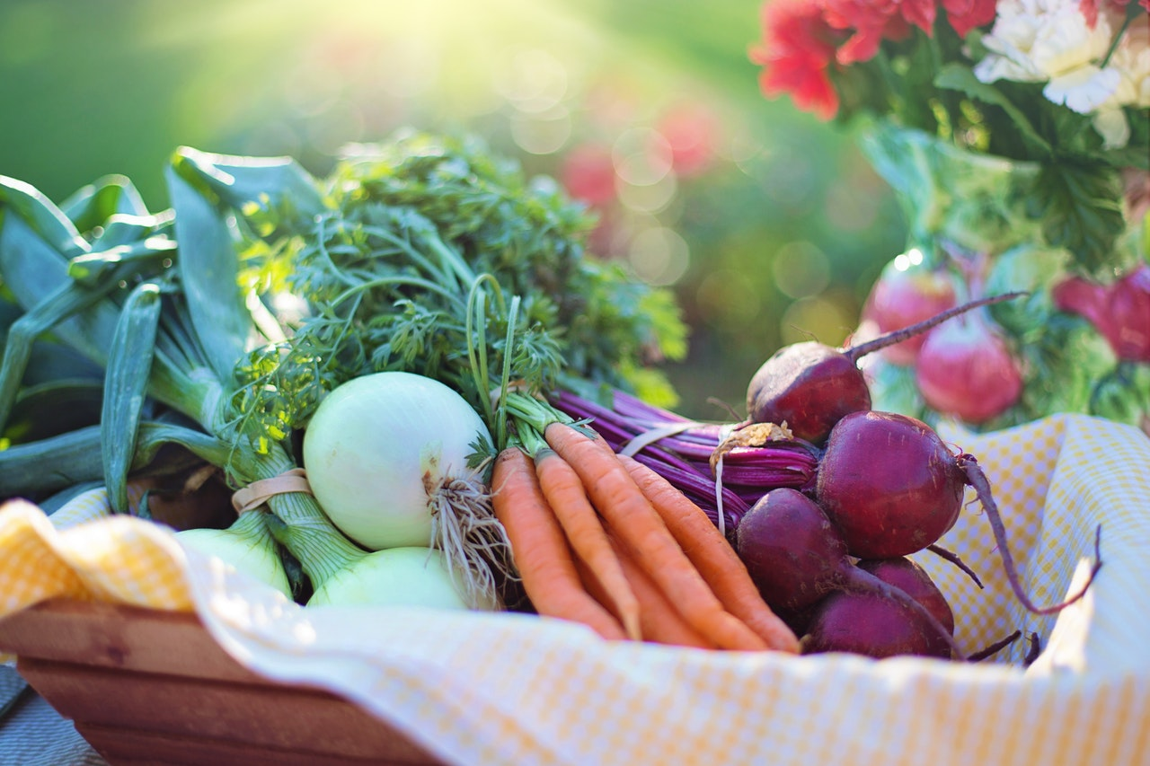 Making Money From Your Veggie Patch