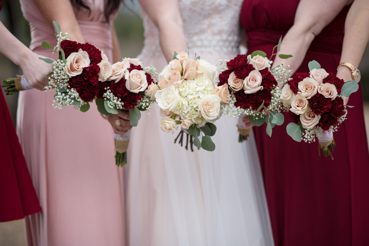 Saying Thank You To Your Bridesmaids