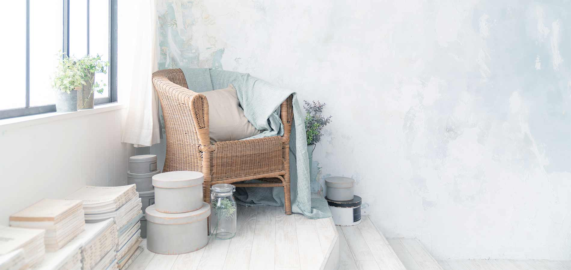 The benefits of a tidy living space