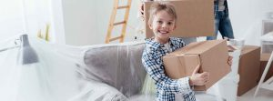 How To Move Home Easily With Children