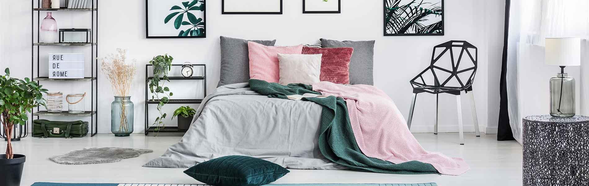 Simple Ways To Give Your Bedroom a Quick Makeover